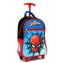 Zaino Trolley Asilo Spiderman