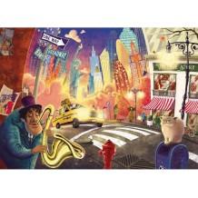 Grand Tour Puzzle New York