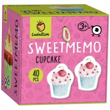 Ludattica Memory Cupcake