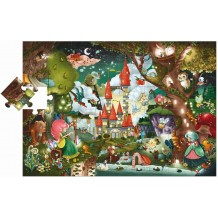 Giant Puzzle Foret...