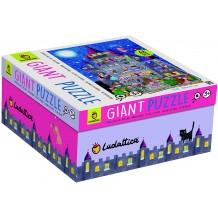 Giant Puzzle Le Fate e Gli...