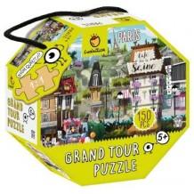 Grand Tour Puzzle Paris