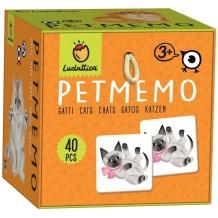 Lucattica Pet Memo Gatti