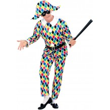 Widmann-Arlecchino Costume...