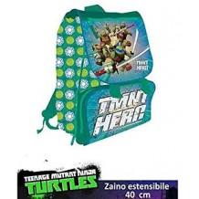 TURTLES ZAINO 41cm TU0033