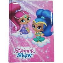 Shimmer & Shine DIARIO...