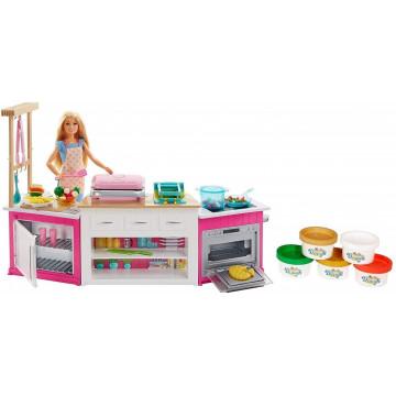 Barbie FRH73 Cucina da...